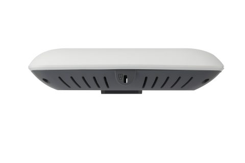 Side picture of Plasma Cloud's PA2200 WiFi Access Point.