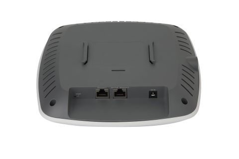 Rear picture of Plasma Cloud's PA2200 WiFi Access Point.