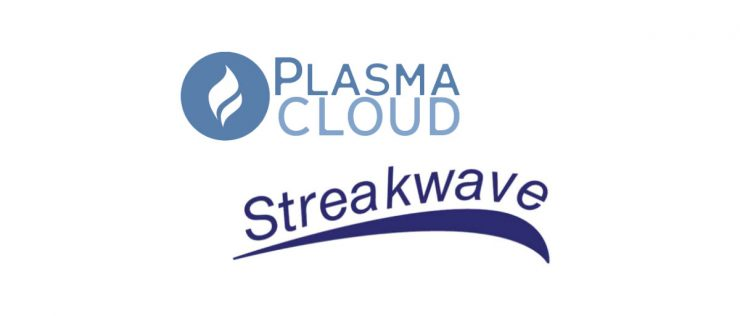 Plasma Cloud's journey to North America, Australia and New Zealand sets off with Streakwave Wireless, Inc.